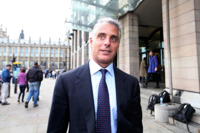 El banquero Andrea Orcel.