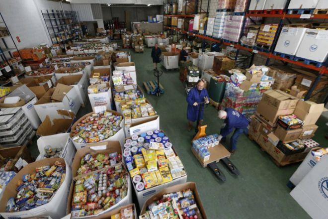 El sector legal dona más de 70.000 euros a la Fundación Banco de Alimentos de Madrid