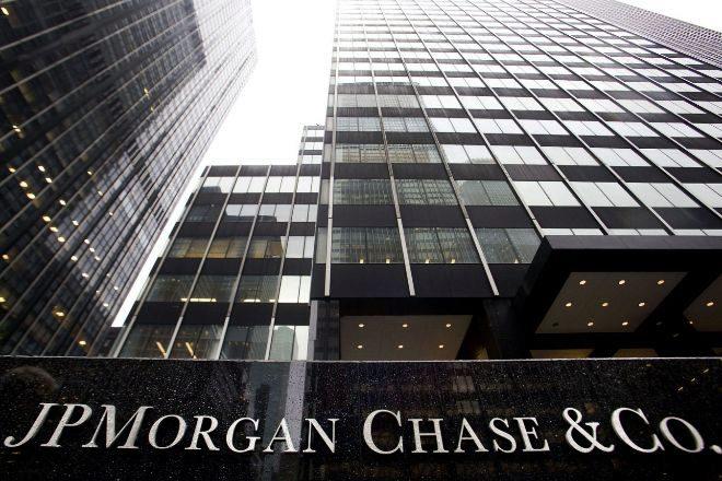 Sede de JP Morgan.