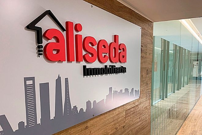 Oficinas de Aliseda.
