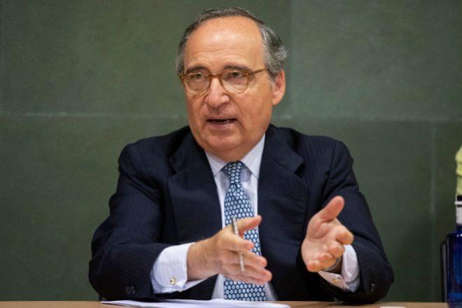 Antonio Hernández Callejas presidente de Ebro Foods.