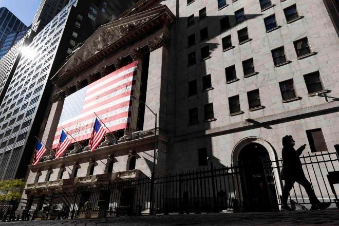Imagen de New York Stock Exchange, en Wall Street
