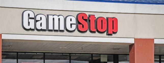 Tienda de Gamestop en EEUU