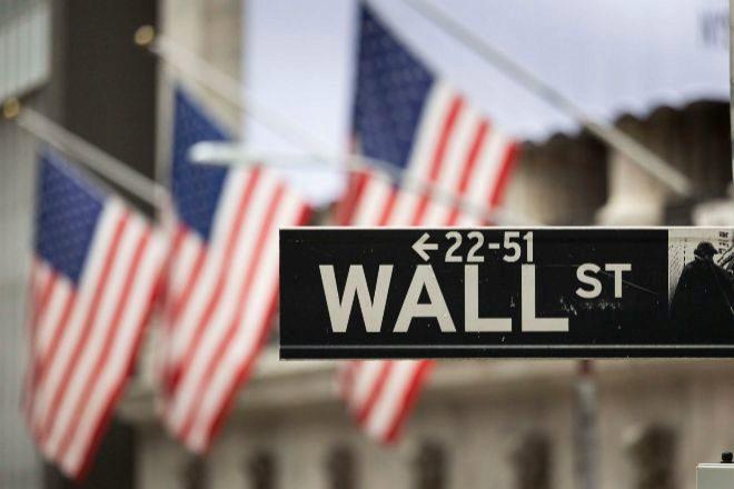 New York Stock Exchange en Wall Street