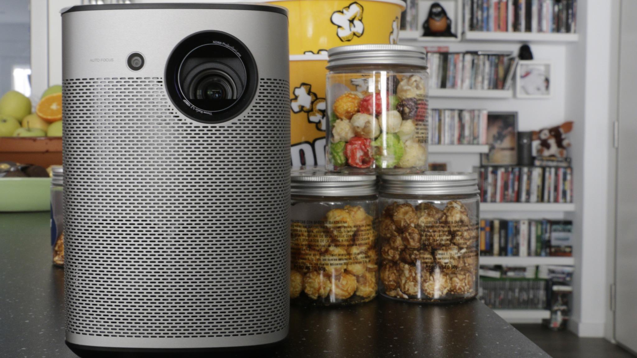 Cómo elegir un proyector para ver cine en casa
