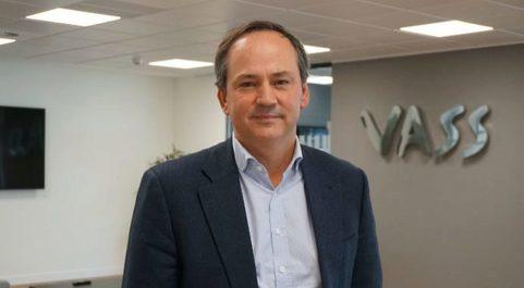 Javier Latasa, CEO y fundador de Grupo Vass.