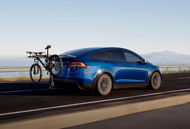 El Nuevo Modelo X de Tesla.