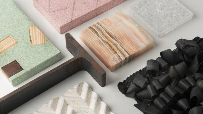 """Nuevos materiales en la muestra """"Materia gris""""."""