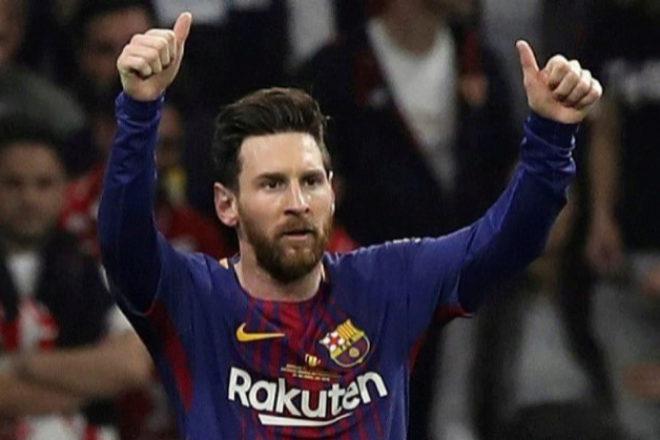 Leo Messi, protagonista de una polémica mundial a cuenta de su sueldo.