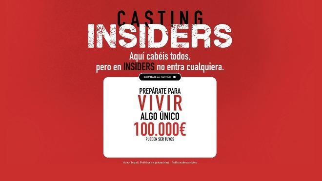 Netflix busca concursantes para su primer reality en España