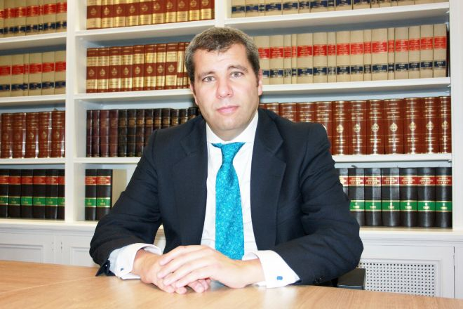 César Álvarez, nuevo socio de Maio Legal