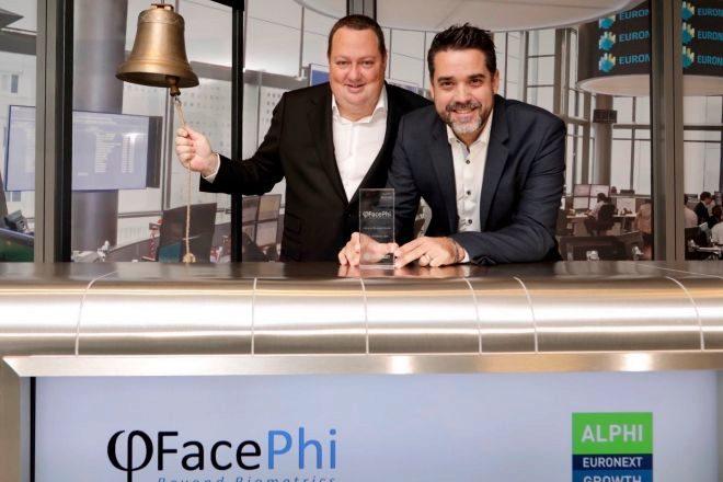 Salvador Martí y Javier Mira, presidente y CEO de Facephi.