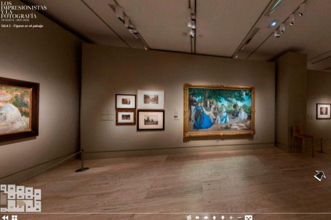 <strong>El arte se digitaliza.</strong> La actividad presencial en los museos se ha visto muy limitada debido a la pandemia por lo que su objetivo ha sido facilitar el contacto con el público. El Thyssen-Bornemisza ha mejorado las visitas virtuales gratuitas, tanto a la colección permanente como a las exposiciones temporales, y ha incluido contenidos digitales de las obras visitadas. Así, se han potenciado los rayos X, reflectografías, infrarrojos, gigapíxeles o cortes microscópicos de las capas de pintura. Desde ayer también incorpora 'podcast' en formato mensual para descubrir curiosidades o generar debate cultural.
