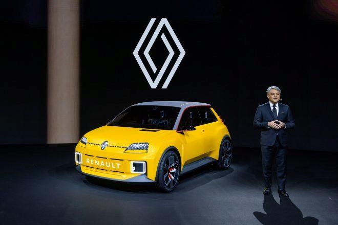 Luca de Meo, presidente de Renault.