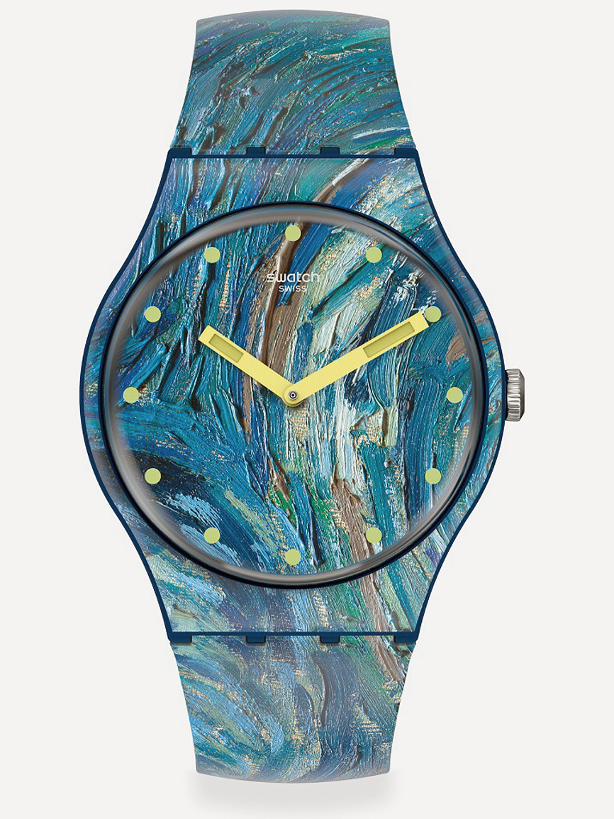 Obra de Vincent Van Gogh (1889). Tamaño: 41 milímetros de diámetro....
