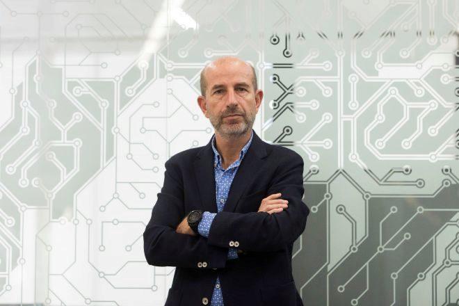 Jaume Sanpera, fundador y primer ejecutivo de Sateliot.