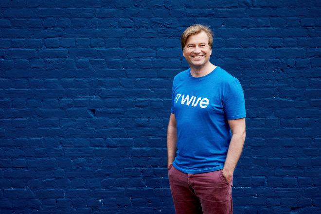 Kristo Käärmann, cofundador y consejero delegado de Wise.