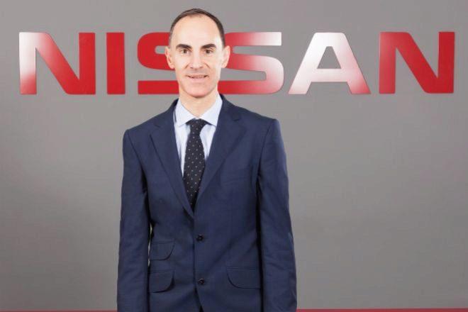 Frank Torres, director de operaciones industriales de Nissan en España.