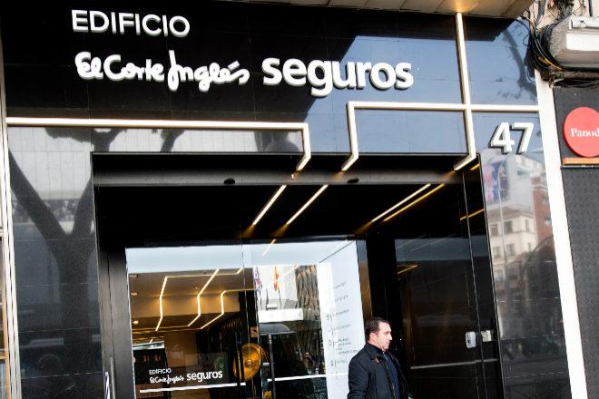 El Corte Inglés abre la venta online de seguros para impulsar su negocio