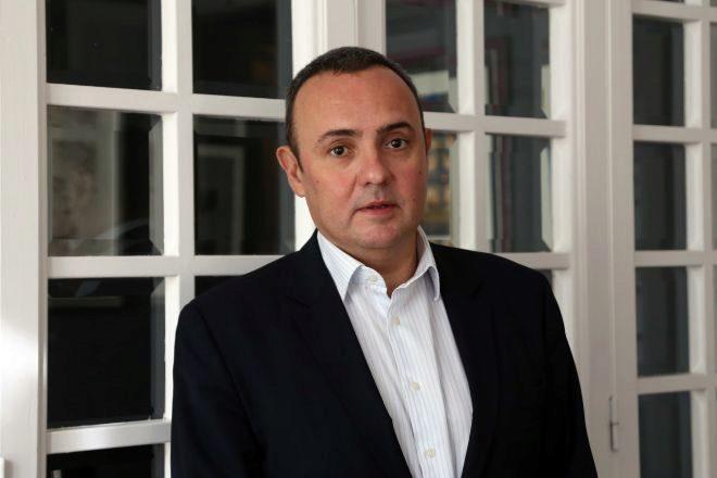 El presidente de Barcelona Oberta y director general de La Mallorquina, Gabriel Jené.