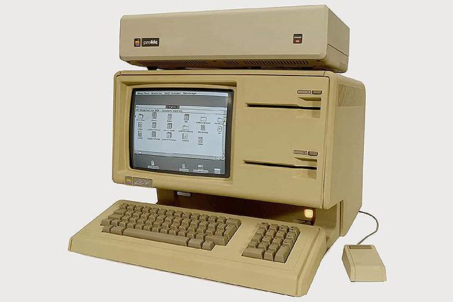 Lisa, el primer fisco de Apple..