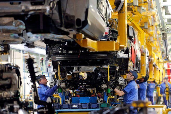 Fábrica de Ford en Almussafes (Valencia).