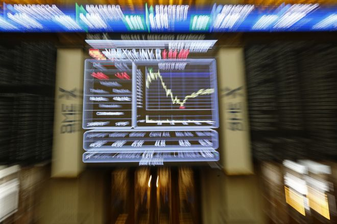 La banca rebota un 80% desde mínimos de 2020 hasta niveles previos al gran 'crash'