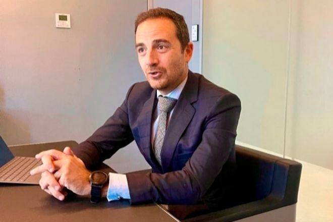 Jaime Garcíapons es director de Andbank en País Vasco.