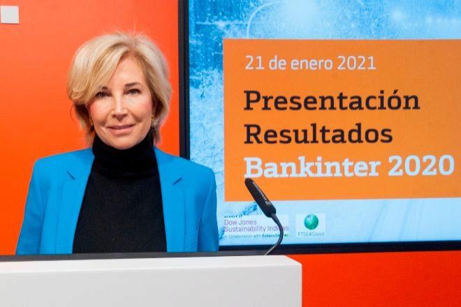 Presentación de resultados de Bankinter.
