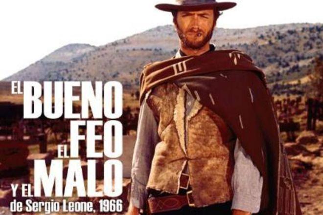 Clint Eastwood protagonizó 'El bueno, el feo y el malo', una película de Segio Leone rodada en Burgos.