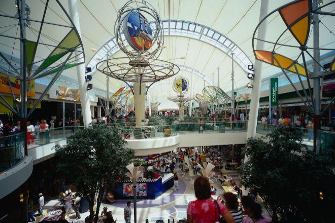 Centro comercial Xanadú, en Madrid.