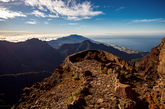 En la isla canaria espera un punto a 2.426 metros sobre el nivel del...