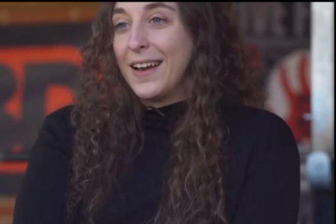 Loida Zabala, una de las ganadoras de la I edición de los galardones.