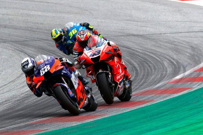 El GP de Styria (Austria)  fue el más seguido en España en directo, con 2,7 millones de espectadores.