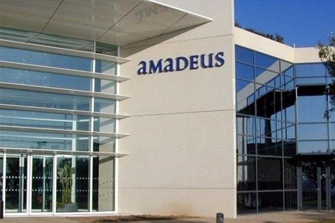 Sede de Amadeus en Madrid.