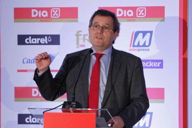 Ricardo Currás, exconsejero delegado de DIA.