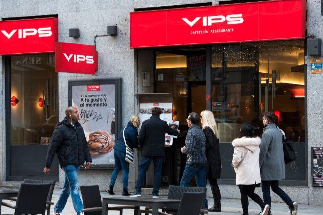 El dueño de Vips y Domino's cierra 28 restaurantes en España tras reducir sus ventas un 35%