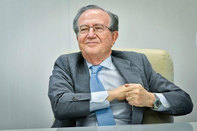José María Fernández de Sousa, presidente de PharmaMar.