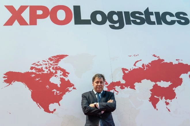 El director general de Supply Chain Iberia de XPO Rui Marques.