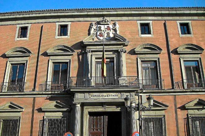 Sede del Consejo de Estado.