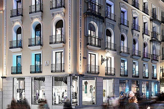 Inditex vuelve con la marca Bershka a Preciados, donde ya está presente con Zara y Pull & Bear.