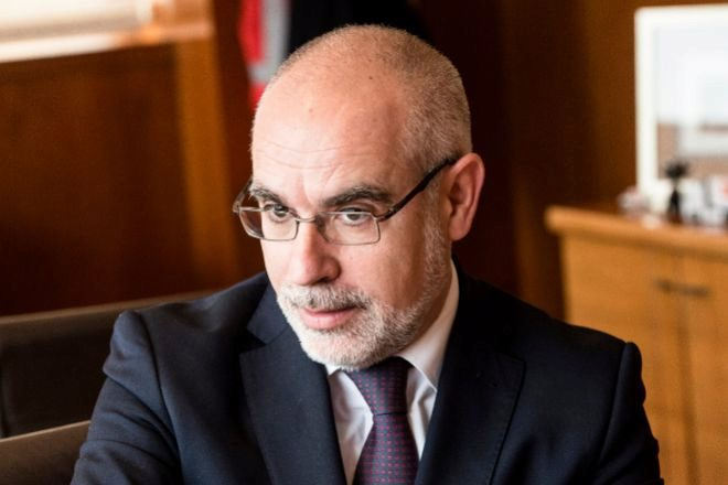 Alberto Navarro es CEO de Seur.