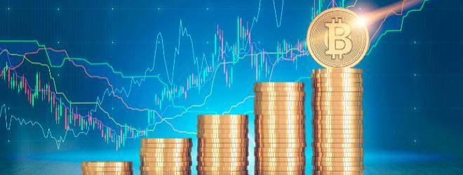 Monedas de bitcoins