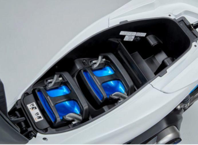 Honda, Yamaha, KTM y Piaggio se unen para impulsar las baterías extraíbles compartidas