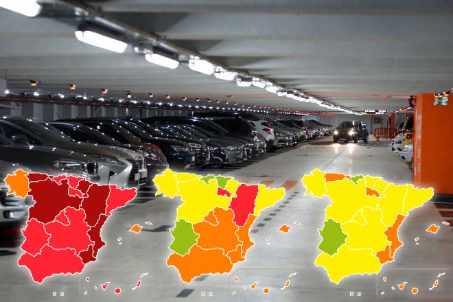 El precio de los garajes cae casi un 30% en cinco años: ¿dónde hay oportunidades de inversión?
