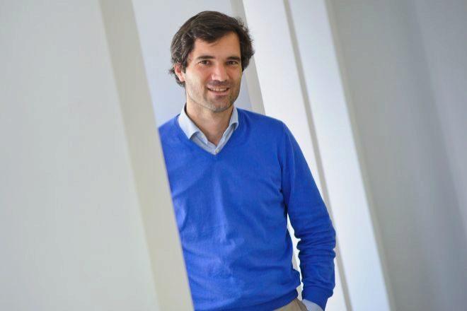 Iñaki Arrola, fundador de Coches.com, en una imagen de archivo.