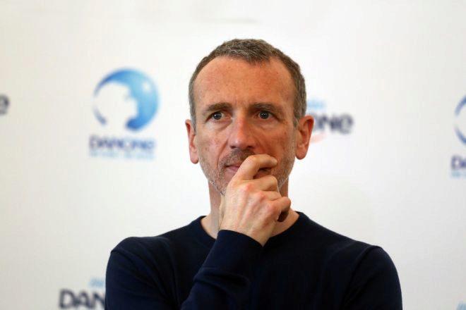 Emmanuel Faber, de 57 años, se mantendrá al mando de Danone hasta que se designe a su sucesor.