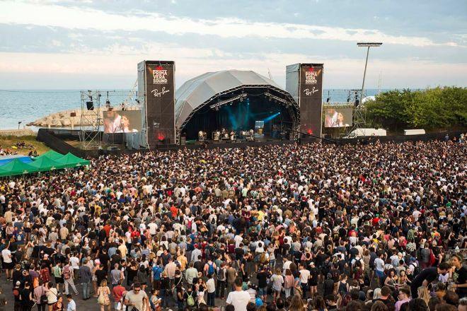 Imagen de una de las últimas ediciones del festival.