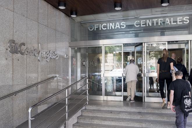 Oficinas de El Corte Inglés.