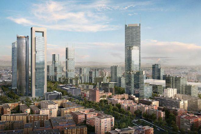 Madrid Nuevo Norte busca capital para el desarrollo del suelo público